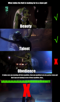 What Jabba is looking for in a slave girl by Jdueler11
