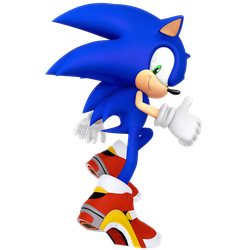SA2 3D Sonic Art Remake Render by Nibroc-Rock
