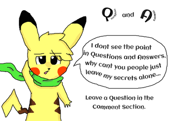 Q-A (Asking Page) by LenaCrafter