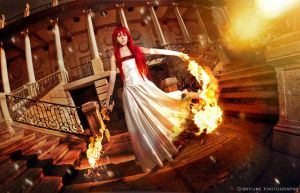 Shana - Light my Fire by sakuritachan92