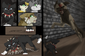 E.O.A.R - Page 100 + 101 by PaintedSerenity