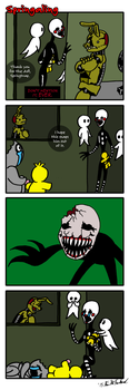 Springaling 25: Unreliable Narration by Negaduck9