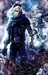 Ezreal's Light by DragonGamer