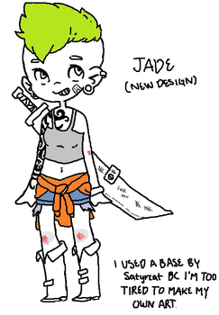 New Jade Design by TheTacoShop