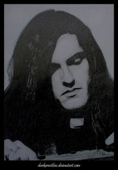 Peter Steele by darkerwithin