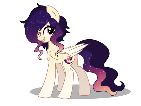 Ester Dawn Vector by Picklesquidly