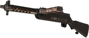 MP34 Submachine gun by ComannderrX