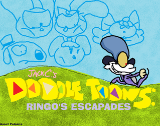 Planned Doodle Toons-based game. by Mobiantasael