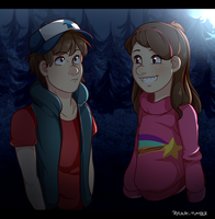 Mystery Twins by TheDamn-ThinGuy