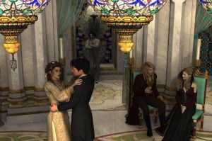 Damnable 1: The Wedding by deslea
