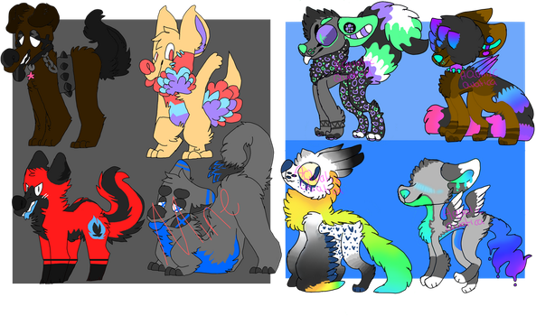 Adopt pack1 #3 |open| by soxzqua