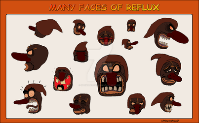 Many faces of Reflux UltimateOswald