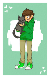 Edd and Ringo by old-trash