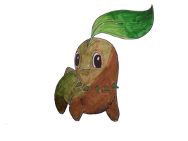 Pokemon Chikorita