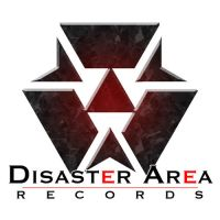 Logo: Disaster Area Records by Holtzmann