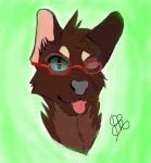 Blep Smilethetrashbin Gift by QuirkyBaconroni