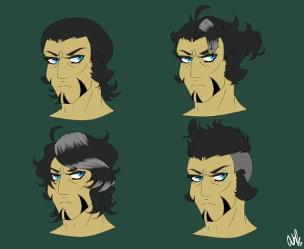 Remus Hairstyles by crescent-moon123