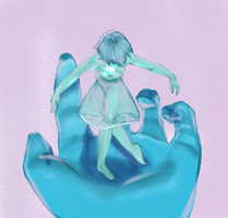 Blue Pearl by 3lizzy