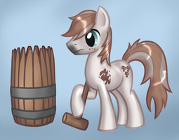 [commission] Sour Mash Whiskey by Arrkhal