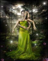 Goddess of Nature by moox02