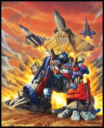 Transformers UK22 Cover by JasonCardy