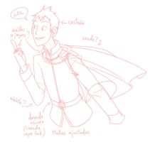 PREVIEW LTproject Main Character by ZoerithH