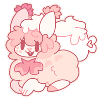 [Gift] blossom bun! (old art) by plushpon