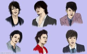 Kat-tun by AnabellaAt