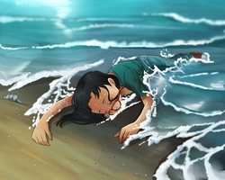 .: COMM: Washed Ashore :. by PirateHearts