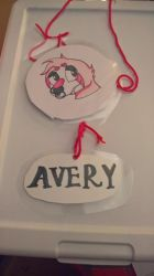 Avery| BADGE COMMISSION by Ravenhoof
