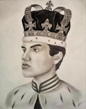King Ryan by mayastoso