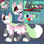 NEW Ashmere Ref! by MonsterMeds