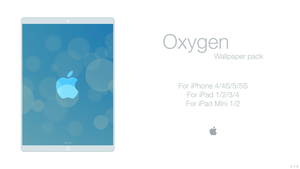 Oxygen Wallpaper Pack by Tecior