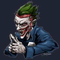 Joker by glencanlas