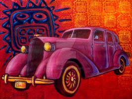 VeraCruz Sedan '36 by rawjawbone