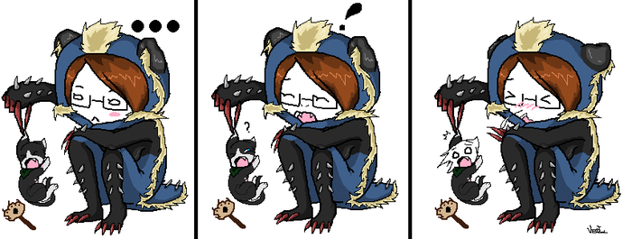 Im allergic to cats by Vetisx
