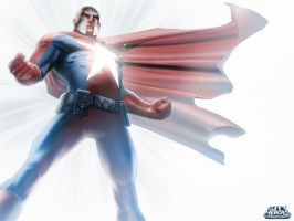 CITY of HEROES Key Art 2 by DNA-1