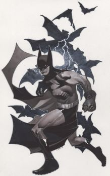 Batman Begins by ChristopherStevens