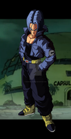 Future Trunks (My Palette)-DBS Version by Anorkius-TheNERX