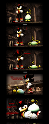 A fresh start at a new life ~ Shadow The Hedgehog by ChaoticLord44