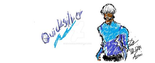 Quicksilver by Paint