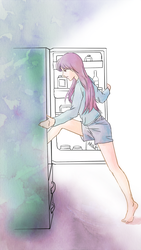 It's gonna be frozen by watanabe1