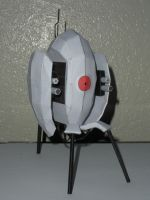 Portal Turret Paper Model by DemonBa55Player