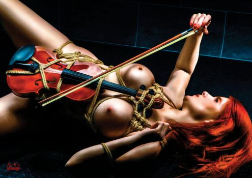 Calendar Best of Bondage 2018, Fine Art of Bondage by Model-Space