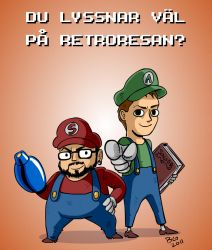 Sveriges Besta Retrospelspodcast by BG87