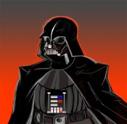 LORD VADER by MasterKrom