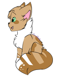 Leafsong chibi by Angelpaw33