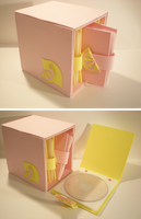 Pink Lemonade CD Box by lain56
