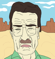 Walter White by holdypause