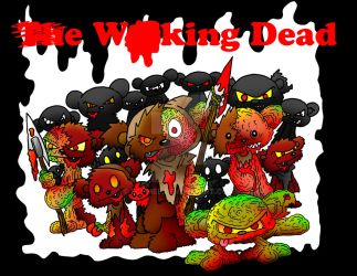 Ewoking Dead by 5chmee